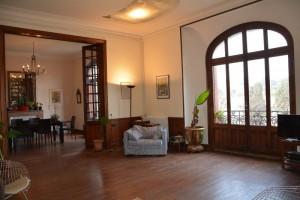 Appartement en quasi centre de Carcassonne avec vue sur le canal du Midi